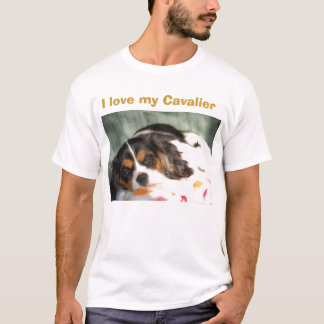 Camiseta Eu amo meus Cavalier