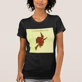 Camiseta Eu amo minha sogra