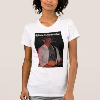 Camiseta EU AMO NASHVILLE!  Jeremy na fileira da música em