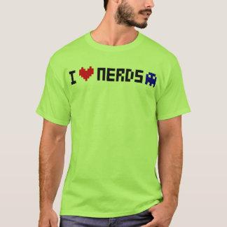 Camiseta Eu amo nerd