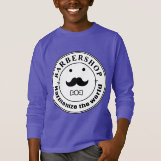 Camiseta Eu amo o barbeiro