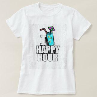 Camiseta Eu amo o happy hour DS