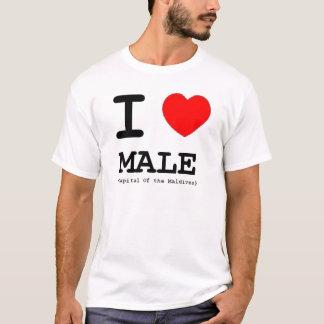 Camiseta Eu amo o homem