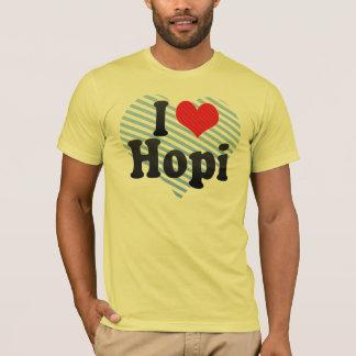 Camiseta Eu amo o Hopi