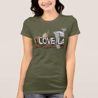 Camiseta Eu amo o LA - meninas de Los Angeles #1