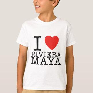 Camiseta Eu amo o Maya de Riviera