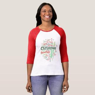 Camiseta Eu amo o Natal