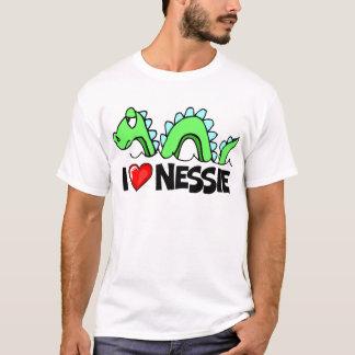 Camiseta Eu amo o Nessie