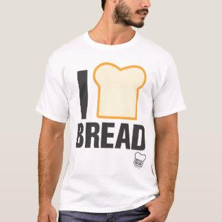 Camiseta Eu amo o pão