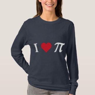 Camiseta Eu amo o Pi
