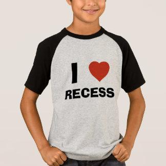 Camiseta Eu amo o rebaixo
