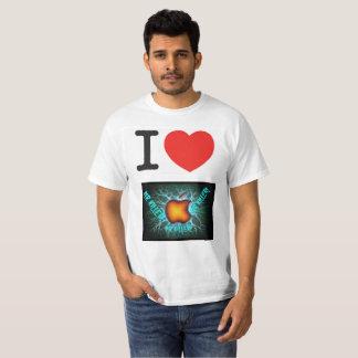 Camiseta Eu amo o Sr. assassino t-shirt