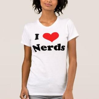 Camiseta Eu amo o T dos nerd