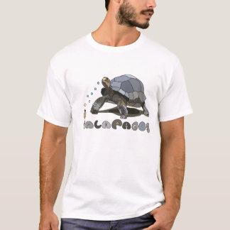Camiseta EU AMO o t-shirt das ILHAS GALÁPAGOS
