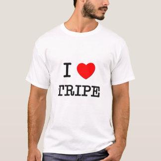 Camiseta Eu amo o Tripe