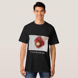 Camiseta Eu amo Rambutans