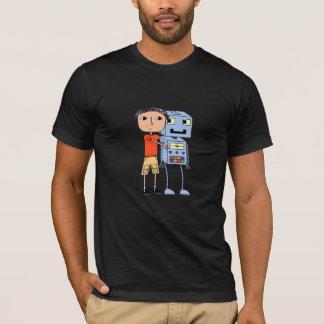 Camiseta Eu amo robôs - t-shirt