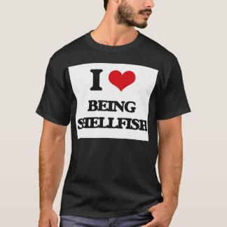 Camiseta Eu amo ser marisco