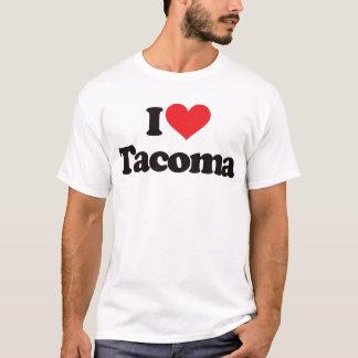 Camiseta Eu amo Tacoma