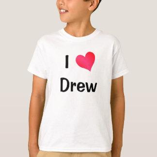 Camiseta Eu amo tirei