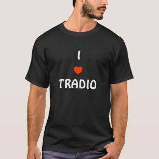 Camiseta Eu amo Tradio