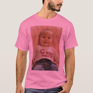 Camiseta Eu ando para Morgan
