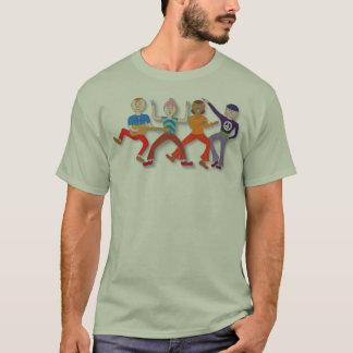 """Camiseta """"Eu apenas quero dançar """""""