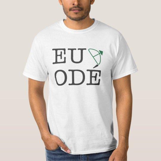 Camiseta Eu (Arco e Flecha) Odé - Abayfé