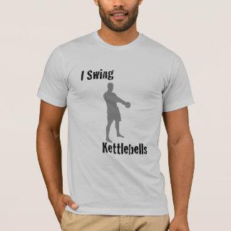 Camiseta Eu balanço Kettlebells