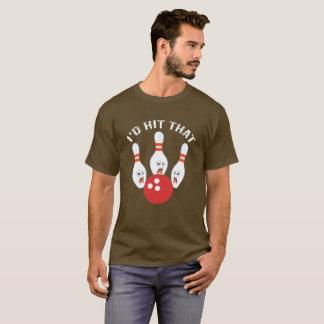 Camiseta Eu bateria aquele - t-shirt da boliche