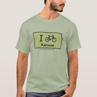 Camiseta Eu Bike Kansas
