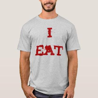 Camiseta Eu como a torta humilde