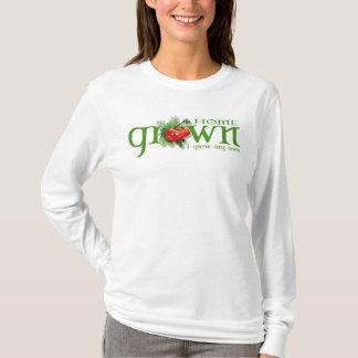 Camiseta eu cresço meus próprios