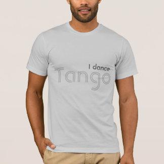 Camiseta Eu danço o tango