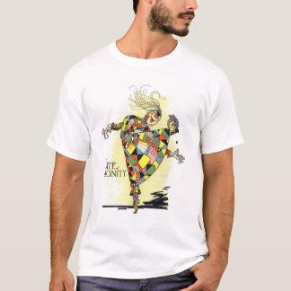 Camiseta Eu deio a dignidade! (limpado)