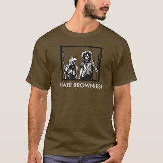 Camiseta Eu deio brownies!