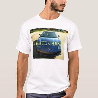 Camiseta Eu deio carros