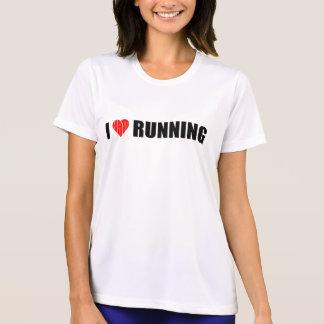 Camiseta Eu deio/corredor do coração