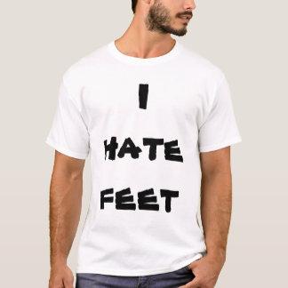 Camiseta eu deio o T dos pés