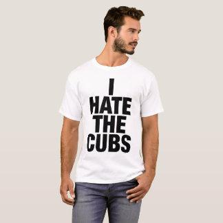 Camiseta Eu deio o t-shirt de Cubs