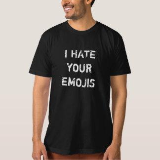 Camiseta Eu deio seu Emojis