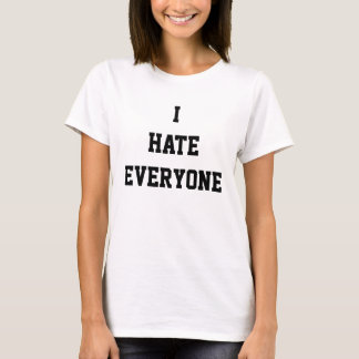 Camiseta Eu deio todos