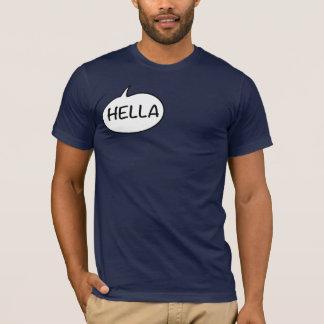 Camiseta Eu digo Hella