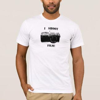 Camiseta Eu disparo no filme