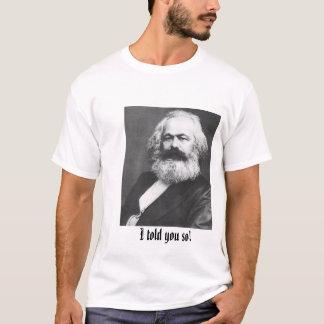 Camiseta Eu disse-o assim!