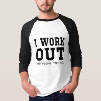 Camiseta Eu elaboro