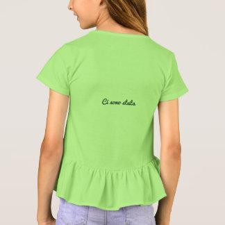 Camiseta Eu estive em Sorrento, t-shirt