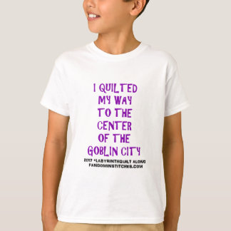 Camiseta Eu estofei minha maneira!