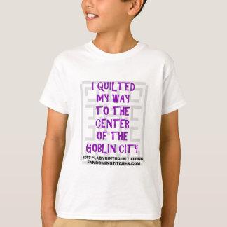 Camiseta Eu estofei minha maneira