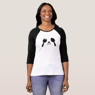 Camiseta Eu estou em uma dieta de Pandalicious